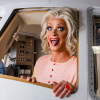 "Panti Bliss takes control of her HIV in the campaign video ""Flight HIV101."""