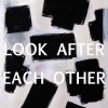 Scott Treleaven, Look After Each Other, 1993, Poster produced for the PosterVirus collective / AIDS Action Now!