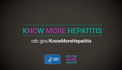 CDC Know More Hepatitis Campaign