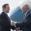 Kentucky Governor Matt Bevin and Vice President Mike Pence