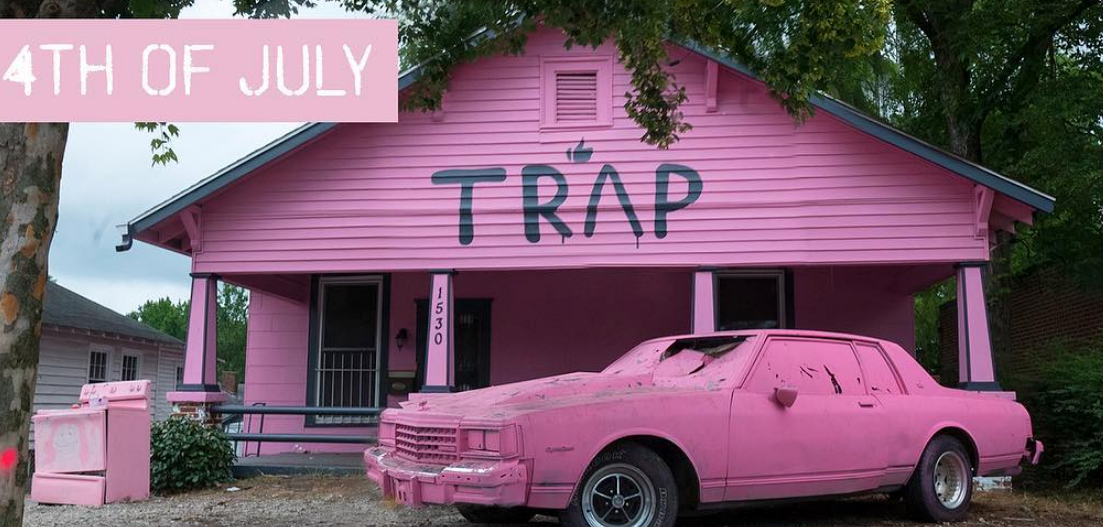 Rapper 2 Chainz Turns His Pink Trap House Into An Hiv Clinic Video
