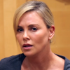 Actress and AIDS activist Charlize Theron