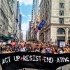 ACT UP New York members at the 2017 LGBT Pride March
