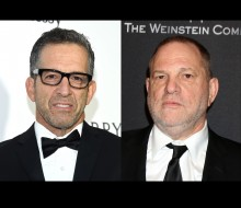 Kenneth Cole and Harvey Weinstein