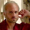 "Edgar Ramírez as the Italian fashion designer in ""The Assassination of Gianni Versace"""