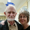Liver Disease Warrior John M. and His warrior wife Adrienne