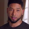 Jussie Smollett in a public service announcement about HIV