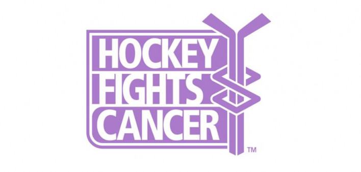 separation shoes 0998a f42a0 20th Annual Hockey Fights Cancer Initiative Begins - Cancer ...