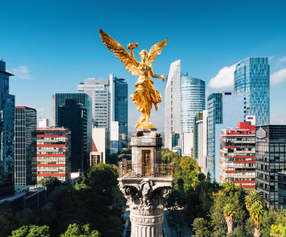 Independence Monument Mexico City