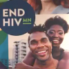 "The Minnesota Department of Health unveils is ""End HIV MN"" campaign."