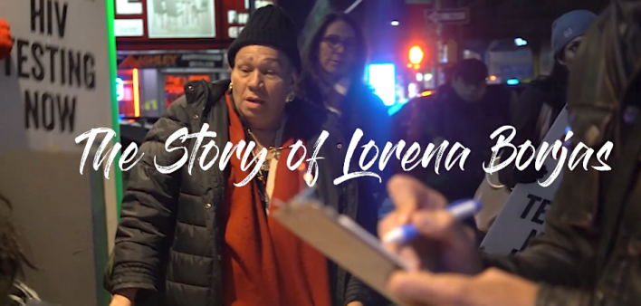 R.I.P. Lorena Borjas, a Transgender Latinx Activist Lost to COVID-19>