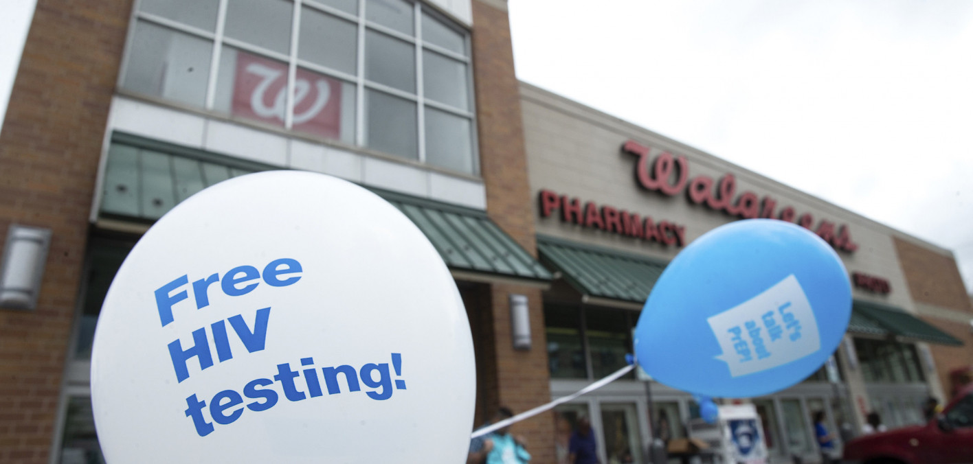 10,000 Free In-Home HIV Tests Available at Walgreens in Over 215 Cities